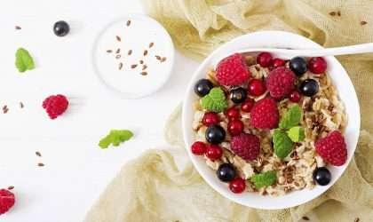 8 Desayunos light para adelgazar saludablemente