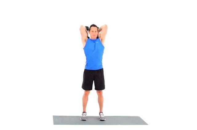 Entrenamiento de 10 minutos para esculpir tus brazos