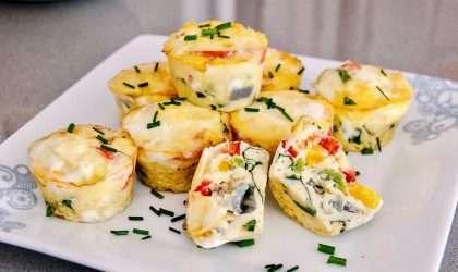 En pocos minutos tendrás un desayuno bajo en calorías