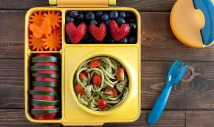 Con esta receta tu hijo se comerá todo el almuerzo
