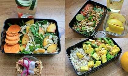 Para llevar a tu trabajo: Almuerzos saludables que puedes hacer en 5 minutos