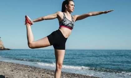 Baja de peso al aire libre con estos 6 ejercicios