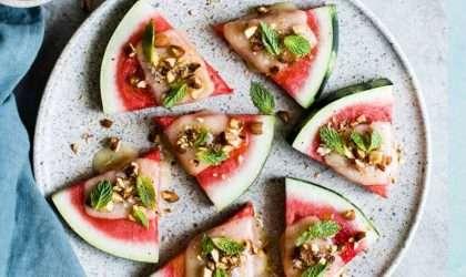 ¿Antojos de pizza? La solución en una sencilla receta