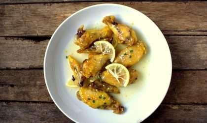 Ponle un toque agridulce a tu almuerzo con esta receta de pollo