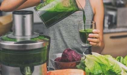 El mejor zumo detox para adelgazar