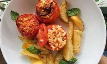 Estos tomates demuestran que los carbohidratos hacen que todo sea mejor