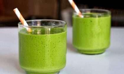 La receta de batido de Matcha que está redefiniendo lo que significa ser una bebida verde