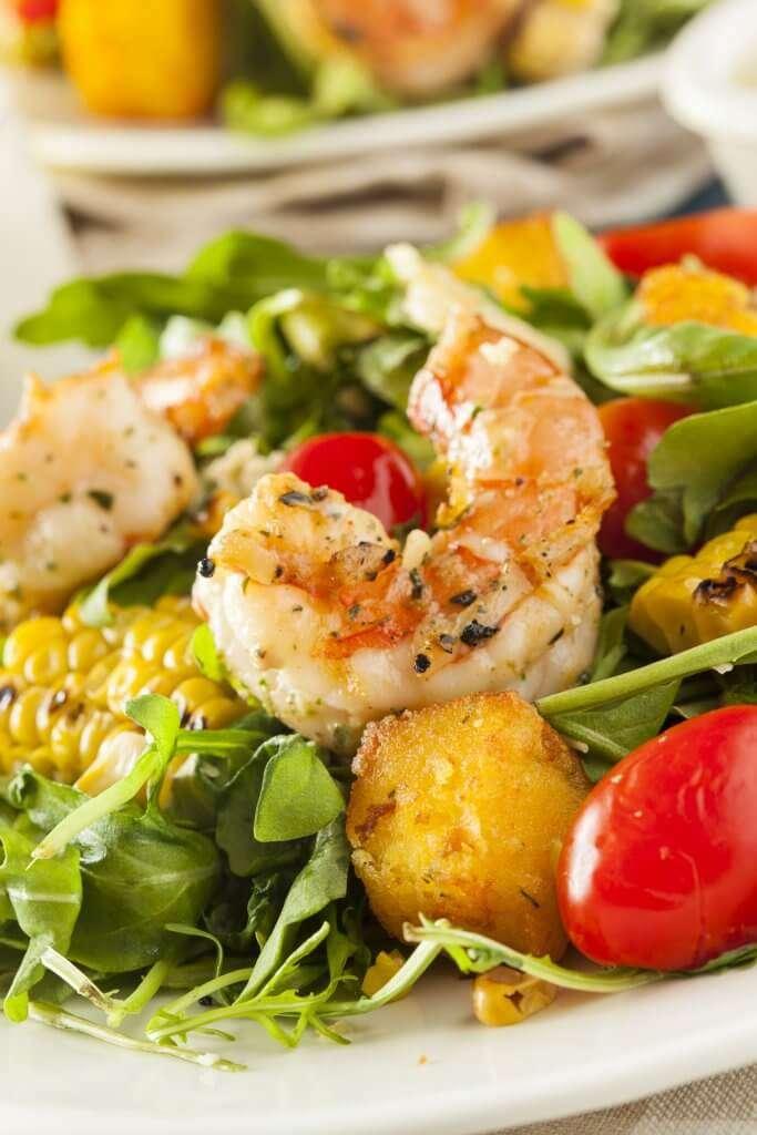 ensaladas para variar tu menú