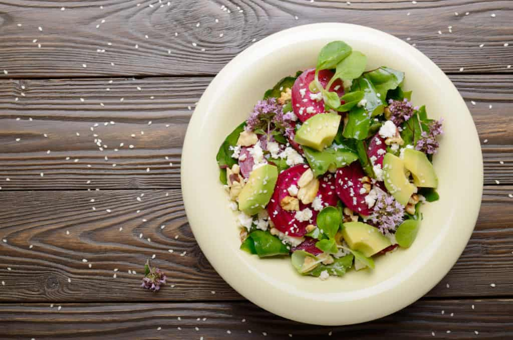 proteínas en la dieta